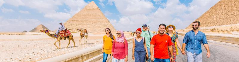 Explore Egypt with your local Intrepid leader
