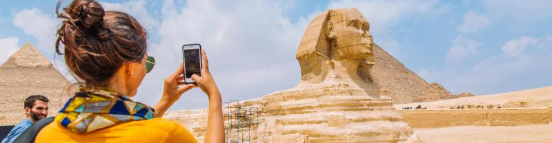 Discover the wonders of Egypt & Jordan with Intrepid Travel