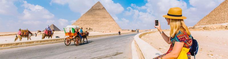 Explore amazing Egypt with Intrepid Travel