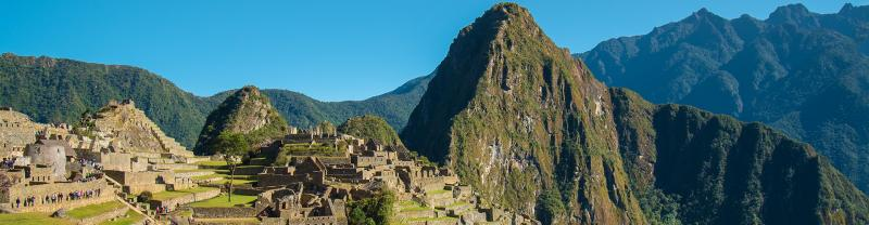 Cycle through Peru and explore Machu Picchu