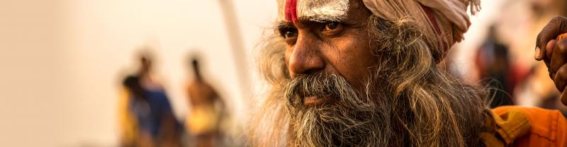 Explore the mountains & meet the mystics of India with Intrepid Travel