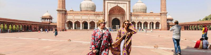 India: Women's Expedition - small group adventure with Intrepid Travel