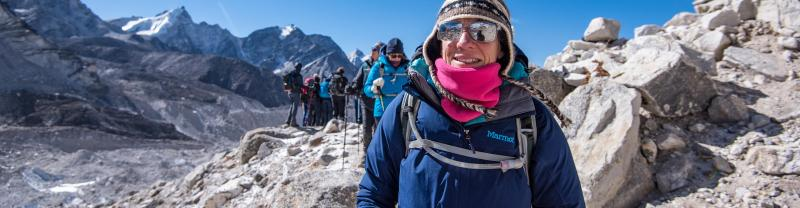 Everest and the Annapurna circuit with Intrepid Travel