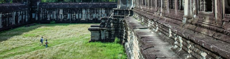 Angkor Wat temple Siem Reap Cambodia Intrepid Travel