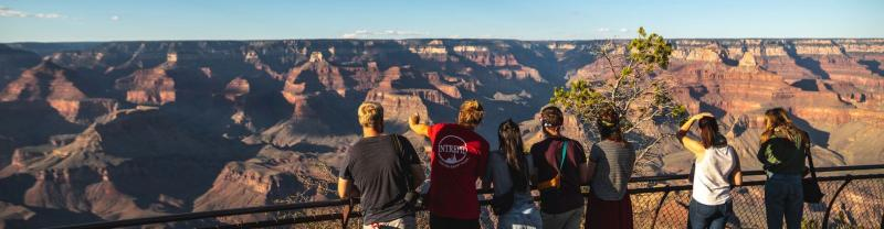 Explore the Grand Canyon with Intrepid Travel