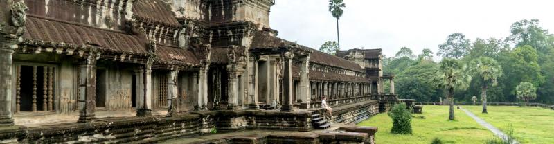 Angkor Wat temple Cambodia Intrepid Travel