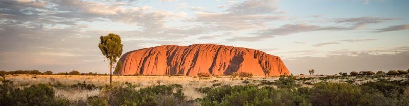 PAKR - Uluru Sunset - Banner - 1920x500