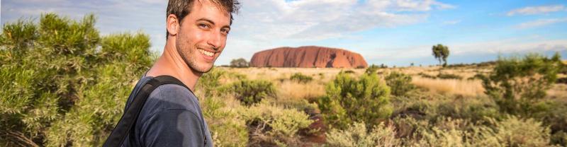 Uluru Adventure with Intrepid Travel
