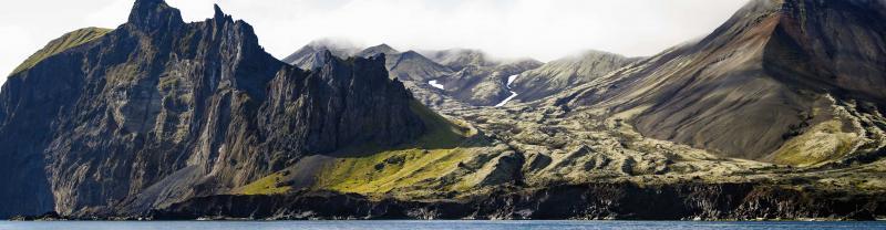 Explore Jan Mayen, Greenland, Iceland & Spitsbergen with Peregrine Adventures
