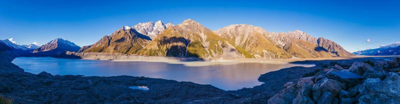 Explore the South Island of New Zealand, including Mt Cook, with Intrepid Travel