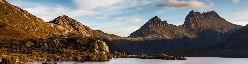 PUKT - View of Cradle Mountain, Tasmania, Australia