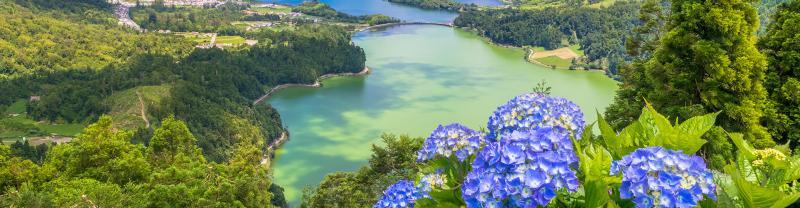 Lagoa Das Sete Cidades, Azores, Portugal