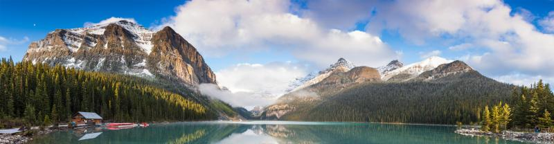 view of the rockies in canada