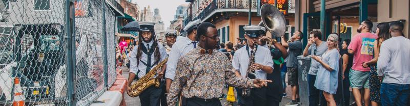 banner_bourbon street_new_orleans