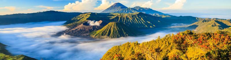Climb Mount Bromo in Indonesia