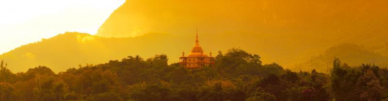 Luang Prabang landscape