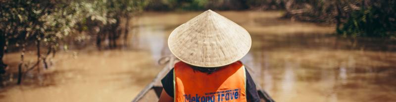 Mekong Delta closeup pax