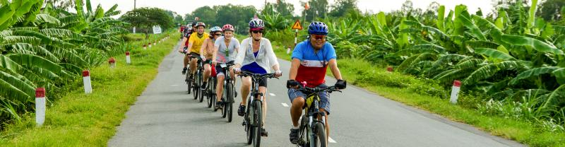 Cycle South East Asia with Intrepid Travel