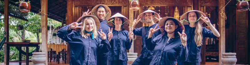 Essential Vietnam 18 to 29s small group adventure with Intrepid Travel