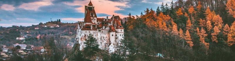 Halloween in Transylvania with Intrepid Travel
