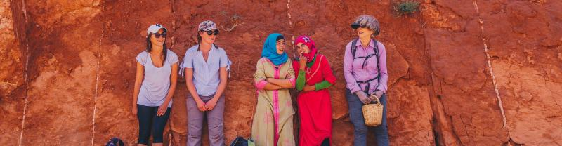 Explore Morocco on a Women only expedition with Intrepid Travel