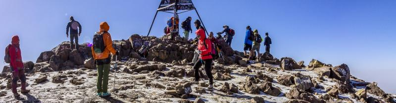 Mount Toubkal Trek with Intrepid Travel