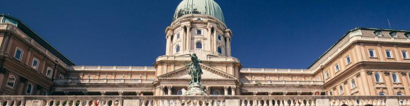 Architecture of Budapest Hungary