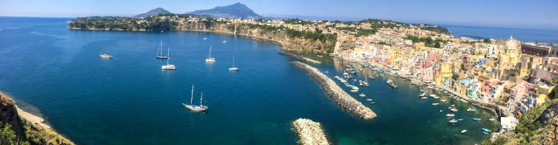 Sail the Amalfi coast in Italy with Intrepid