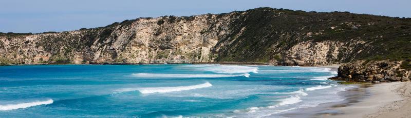 Kangaroo Island cliffs