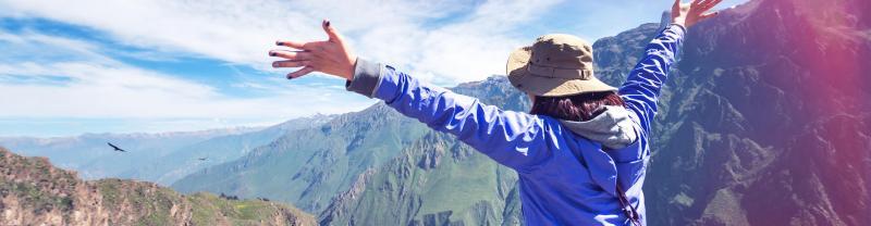 colca canyon peru condor epic