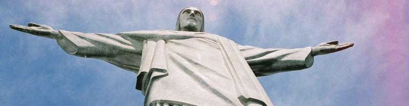 Brazil Rio Christ Redeemer