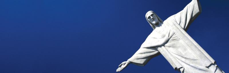 brazil rio jesus statue