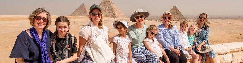 Experience Egypt on an Intrepid Family Holiday