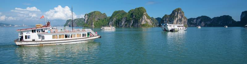 Enjoy beautiful Vietnam with other like-minded families and children
