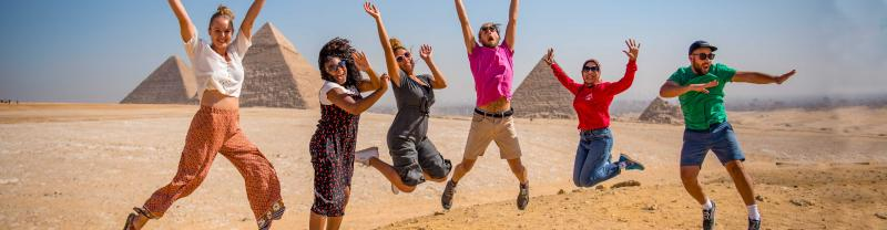 Small group adventures with 18 to 29s and Intrepid Travel
