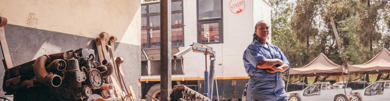 Be Fair - Kenya's first female truck driver