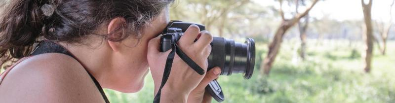 Join an Intrepid photo shoot