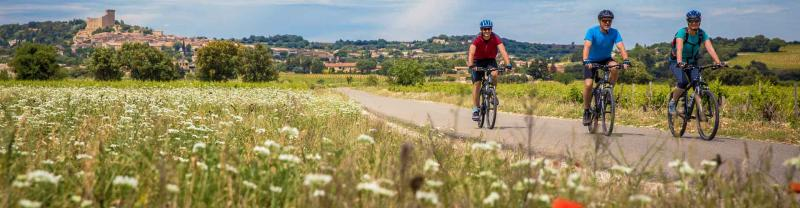 Cycling holiday in France with Intrepid Travel