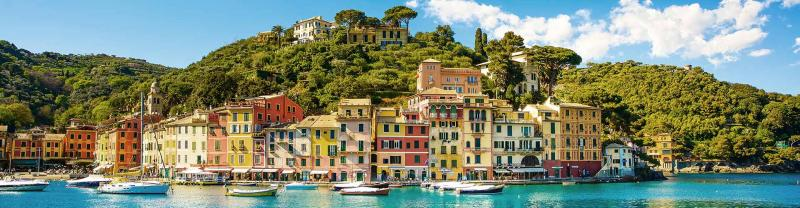 Sailing in Italy