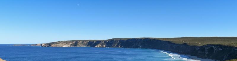 Cliffs of Kangaroo Island near Adelaide, Australia