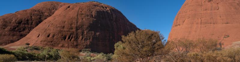 Kata Tjuta in Central Australia