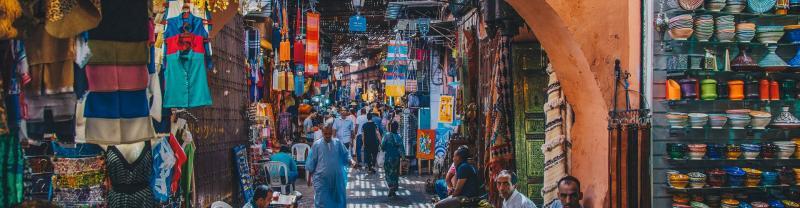 Tours to Marrakech