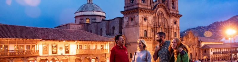 Quito to La Paz Tours with Intrepid Travel