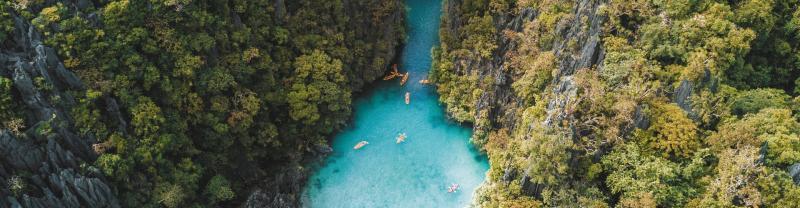Manila to El NidoTours with Intrepid Travel
