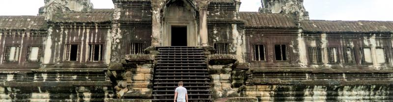 Phnom Penh to Siem Reap Tours with Intrepid Travel