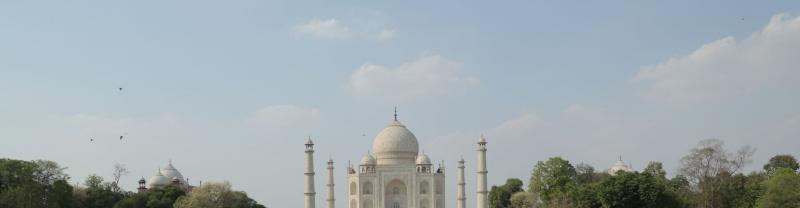 Visit the iconic Taj Mahal on a tour departing from Delhi