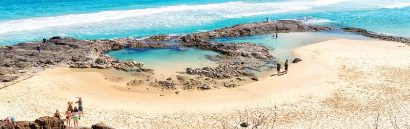 Fraser Island Tours with Intrepid Travel