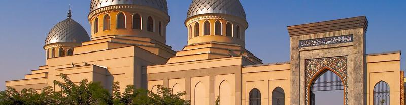 Mosque in Tashkent, Uzbekistan
