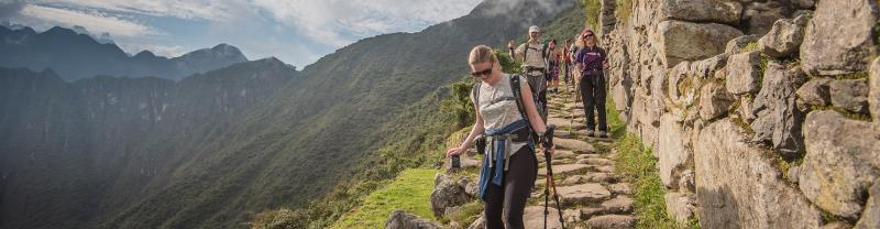 Machu Picchu solo traveller