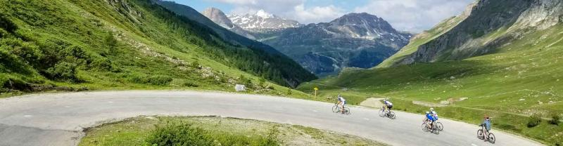 Road cycling with Intrepid Travel